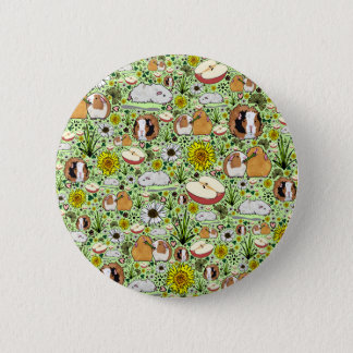 Guinea Pigs 2 Inch Round Button