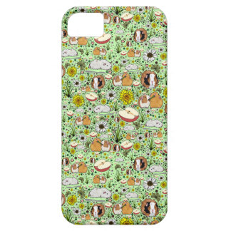 Guinea Pigs in Green Case For The iPhone 5
