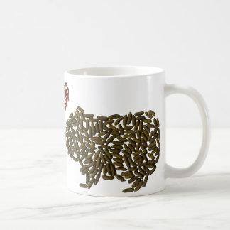 Guinea Pigs in Love Coffee Mug