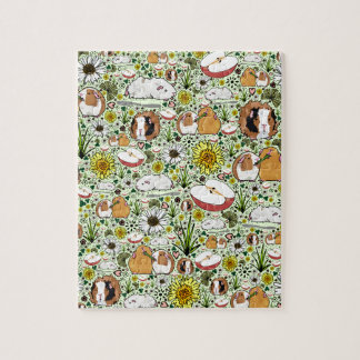 Guinea Pigs Jigsaw Puzzle