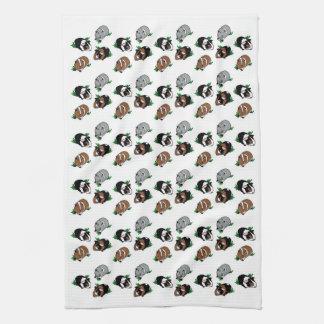 Guinea Pigs Kitchen Towel