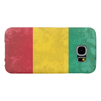 Guinea Samsung Galaxy S6 Cases