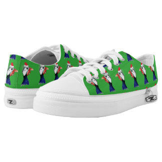 Guinea Santa Claus Low-Top Sneakers