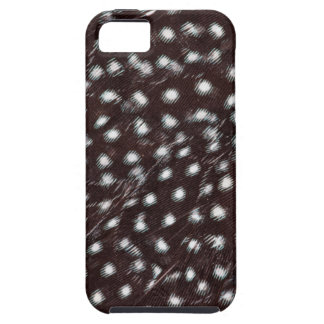 Guineafowl Spotted Feather Abstract Case For The iPhone 5