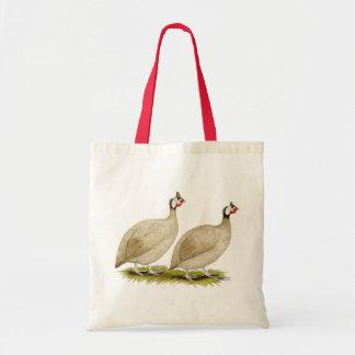 Guineas Buff Dundotte Fowl Tote Bag