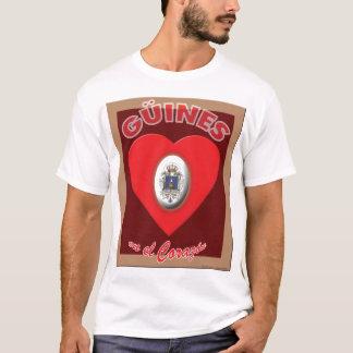Güines en el Corazón T-Shirt