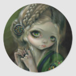 """""""Guinevere Had Green Eyes"""" Sticker"""