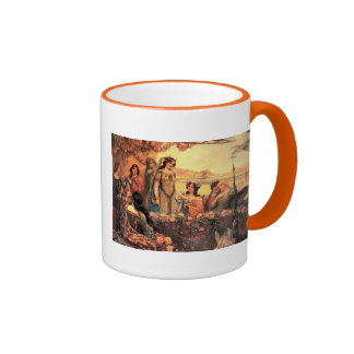 Guinevere in Camelot Coffee Mugs
