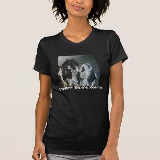 guinness&slainte, Support Equine Rescue T-Shirt