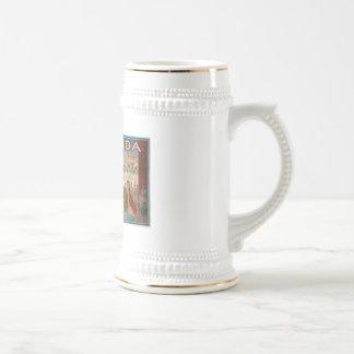 Guiseppe Verdi Aida 1908 Hippodrome Coffee Mugs