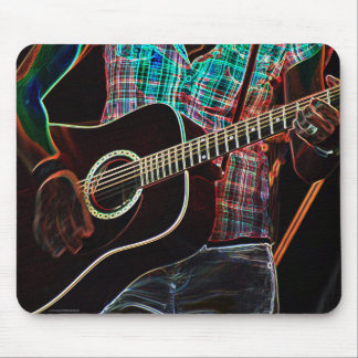 Guitar 1 Mousepad