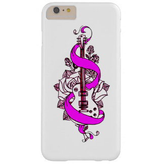 Guitar 2 barely there iPhone 6 plus case