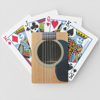 GUITAR 2 POKER DECK