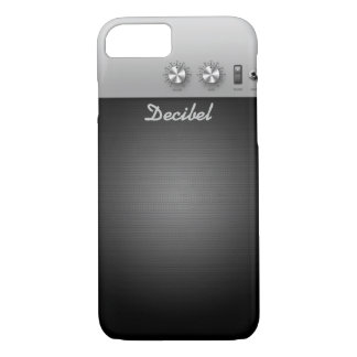 Guitar Amplifier iPhone 7 Case