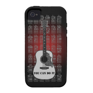 Guitar and chord 06 iPhone 4/4S covers
