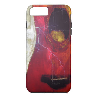 Guitar and Lightning iPhone 7 Plus Case