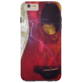 Guitar and Lightning Tough iPhone 6 Plus Case