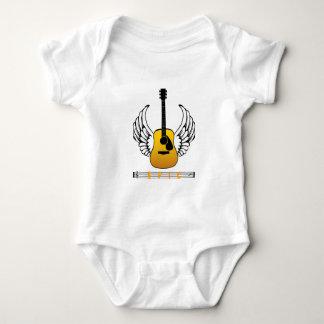 Guitar Angel - Epic Baby Bodysuit