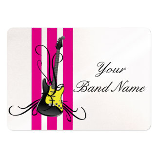 Band Business Cards 100 000 Business Card Templates