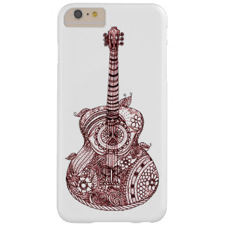 Guitar Barely There iPhone 6 Plus Case