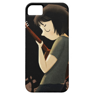 Guitar boy iPhone 5 cover