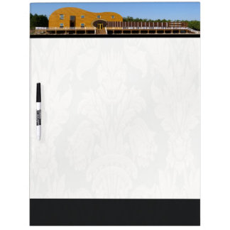 Guitar Building Dry Erase Board