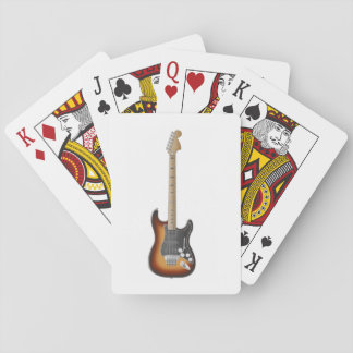 Guitar Card Deck
