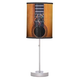 Guitar Climbers Table Lamp