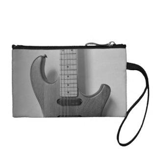 guitar coin purse