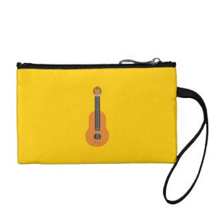 guitar coin wallet