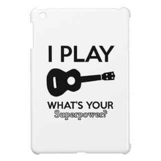 guitar designs iPad mini cover