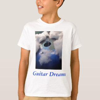 guitar dreams boy shirt
