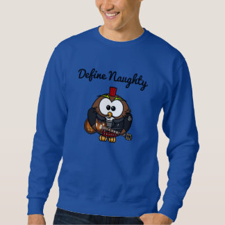 Guitar Dude Naughty TShirt Long Sleeve