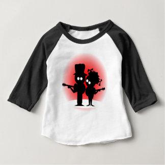 Guitar Duo Baby T-Shirt