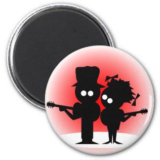 Guitar Duo Magnet