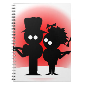 Guitar Duo Notebook