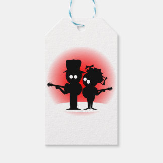 Guitar Duo Pack Of Gift Tags
