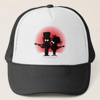Guitar Duo Trucker Hat
