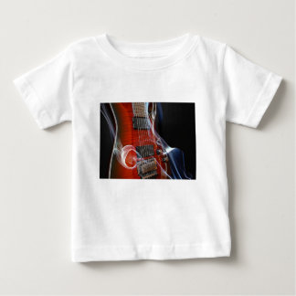 Guitar Eight Strings Seven-String Guitars Baby T-Shirt