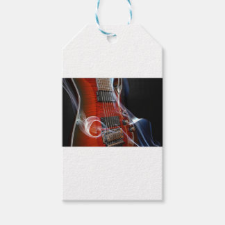 Guitar Eight Strings Seven-String Guitars Gift Tags