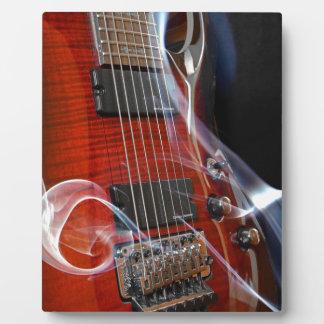 Guitar Eight Strings Seven-String Guitars Plaque
