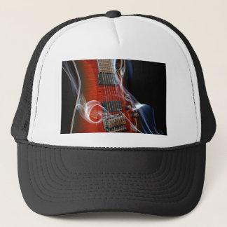 Guitar Eight Strings Seven-String Guitars Trucker Hat
