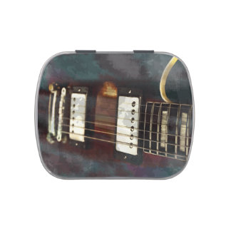 guitar electric music grunged background