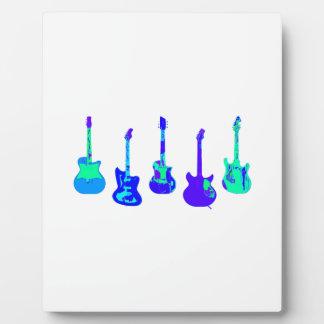 Guitar Ensemble Plaque