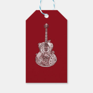 Guitar Gift Tags