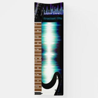 Guitar Grow Chart 2 Banner