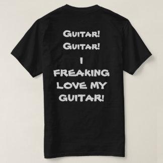 GUITAR! GUITAR! T-Shirt