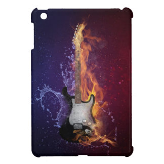 Guitar Ice and Fire Cover For The iPad Mini