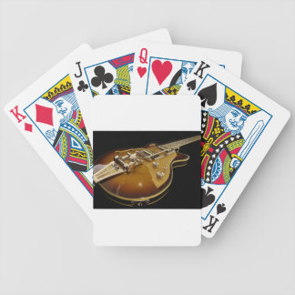 Guitar Instrument Music Rock Music Bicycle Playing Cards