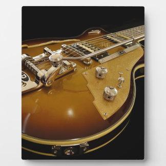 Guitar Instrument Music Rock Music Plaque